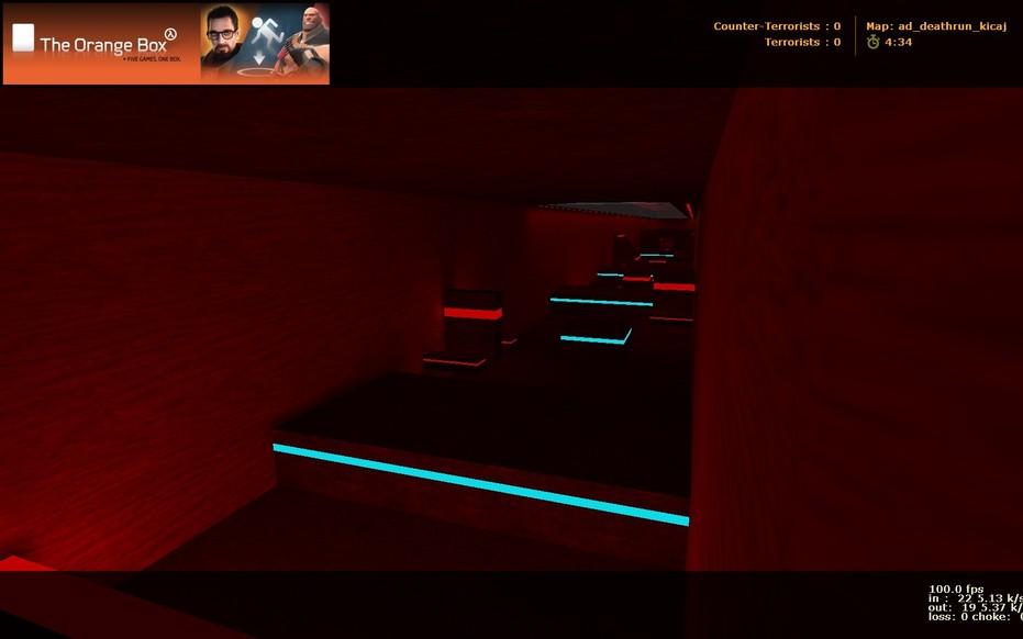 «deathrun_ad_kicaj» для CS 1.6