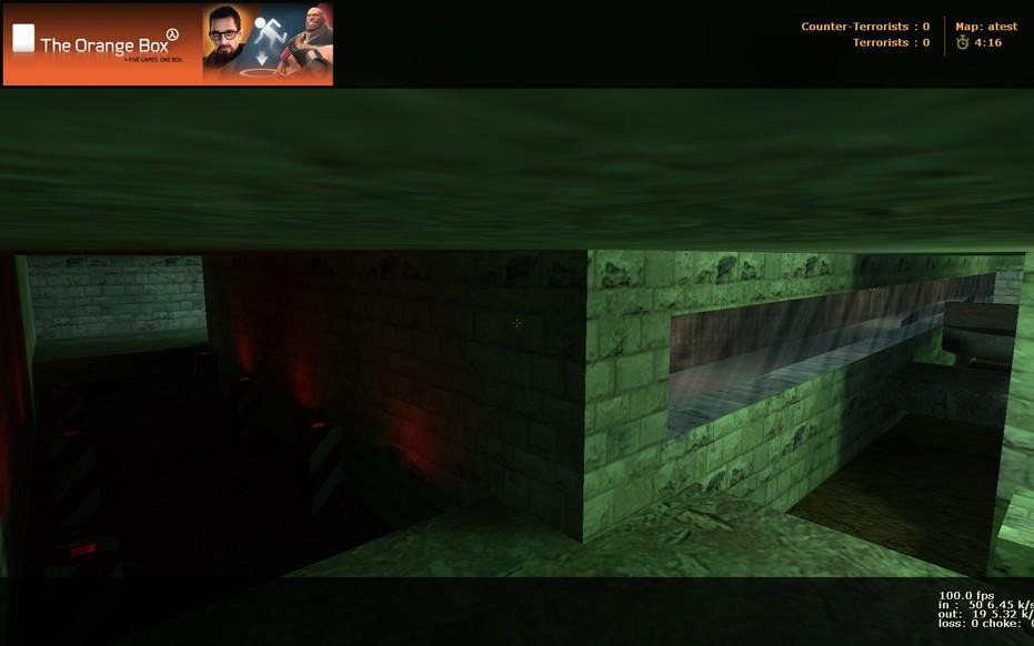 «deathrun_ad_sewers» для CS 1.6