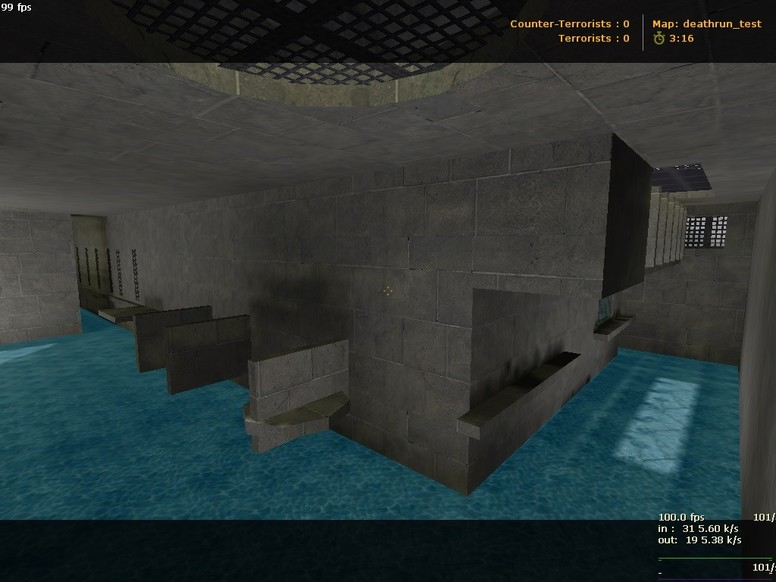 «deathrun_adelina» для CS 1.6