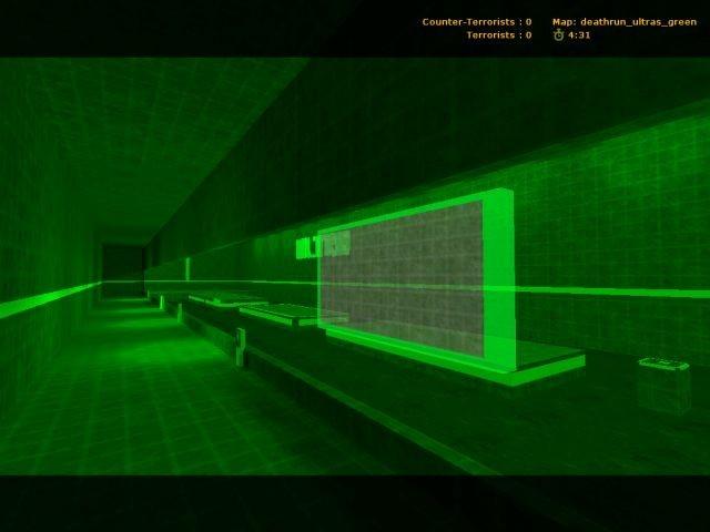 «deathrun_all_green» для CS 1.6