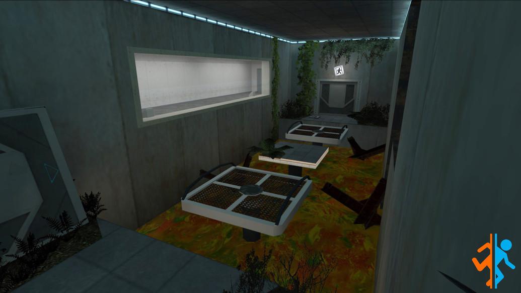 «deathrun_aperture3» для CS 1.6