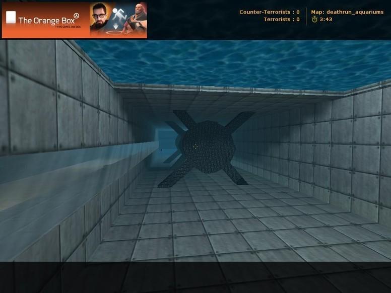«deathrun_aquariums» для CS 1.6