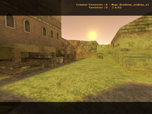 «deathrun_arabrun_v1» для CS 1.6