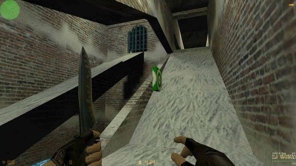 «deathrun_arena2_hard» для CS 1.6