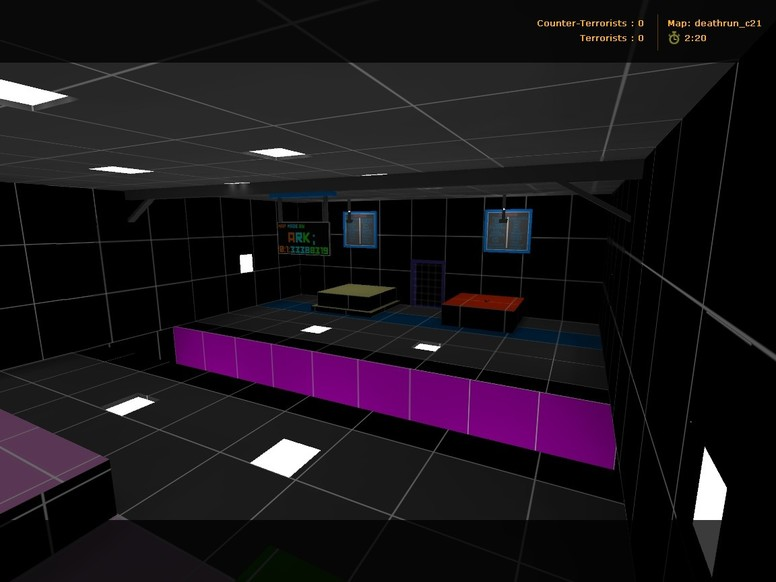 «deathrun_ark_c21» для CS 1.6