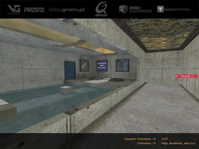 «deathrun_ark_imback» для CS 1.6