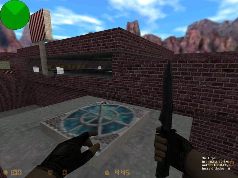 «deathrun_armadilhamortal_v2» для CS 1.6