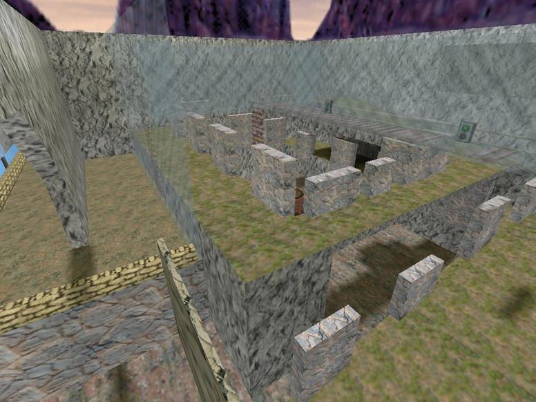 «deathrun_army_fixed» для CS 1.6