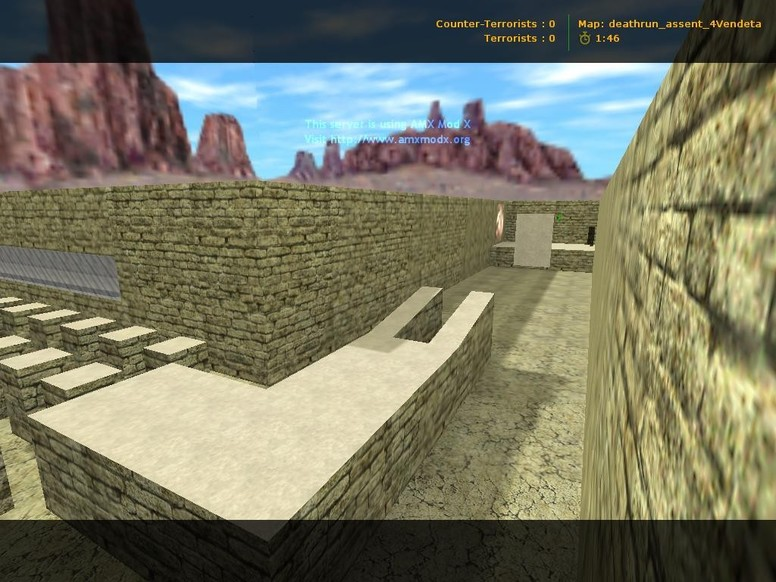 «deathrun_assent_4vendeta» для CS 1.6