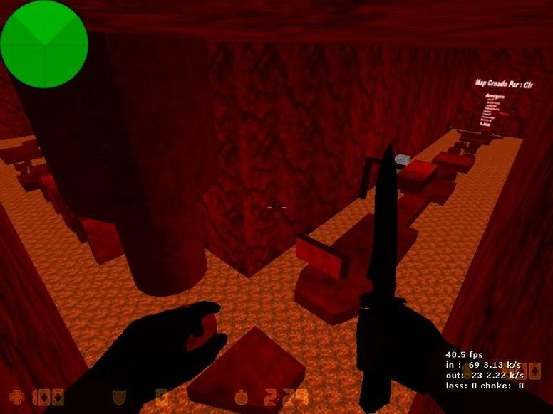 «deathrun_aventure» для CS 1.6