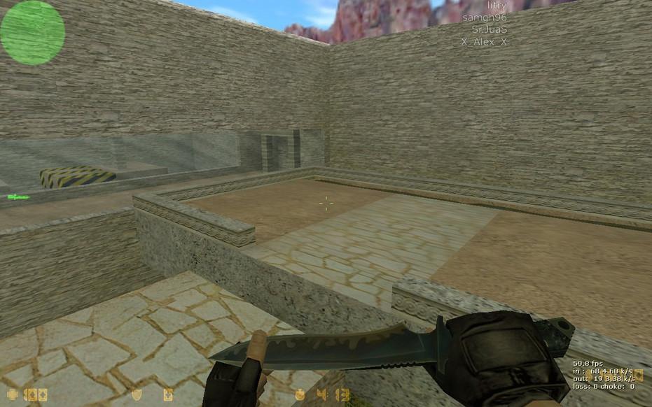 «deathrun_azteca_fixed» для CS 1.6