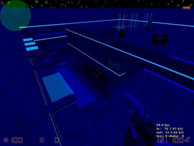 «deathrun_azul» для CS 1.6