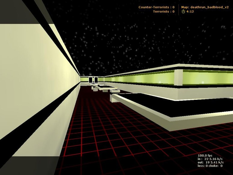 «deathrun_badblood_v2» для CS 1.6