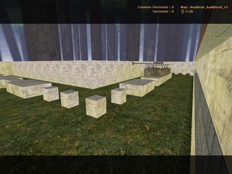 «deathrun_badblood_v3» для CS 1.6