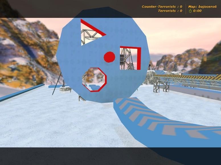 «deathrun_bajocero» для CS 1.6