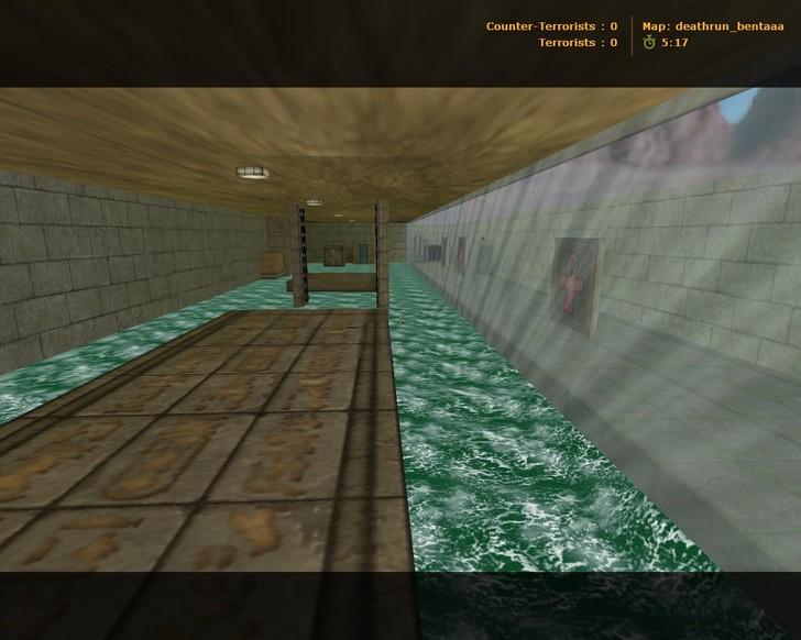 «deathrun_bentaa» для CS 1.6