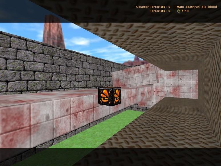 «deathrun_big_blood» для CS 1.6