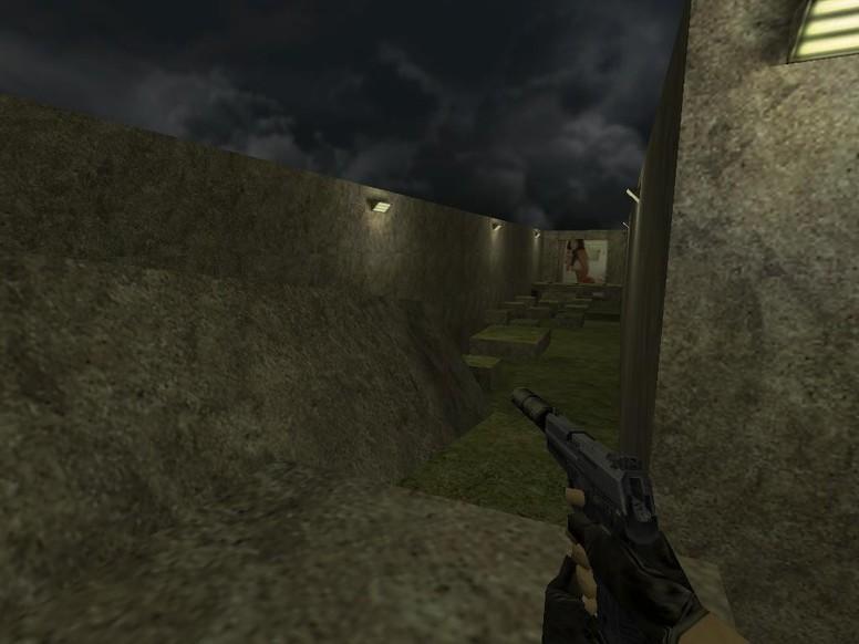 «deathrun_bitch» для CS 1.6