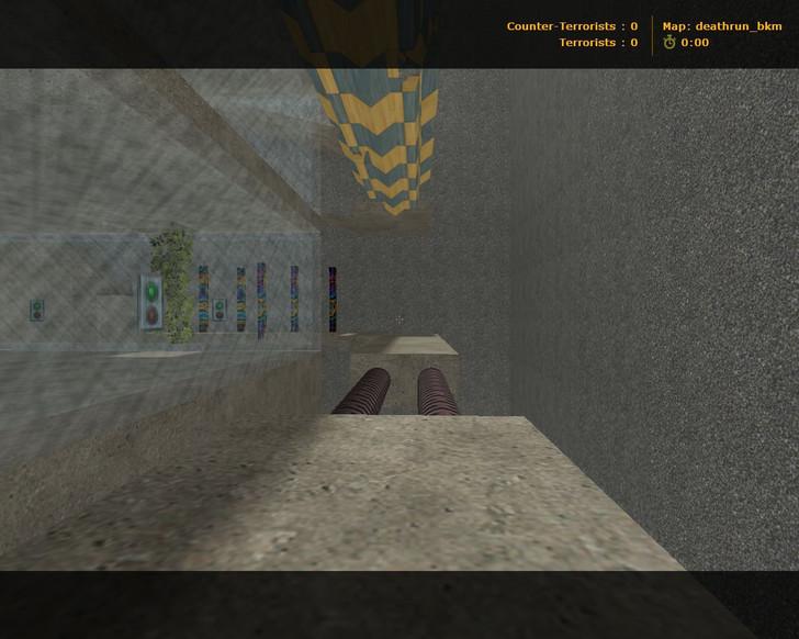 «deathrun_bkm» для CS 1.6