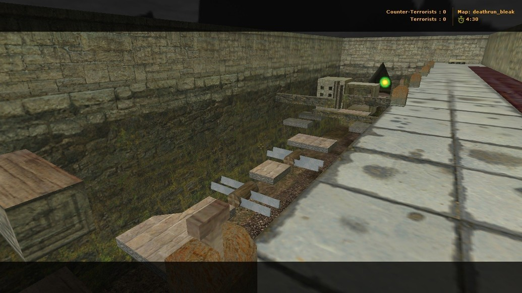 «deathrun_bleak» для CS 1.6