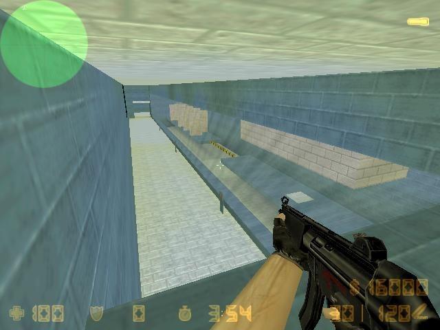 «deathrun_blue33» для CS 1.6