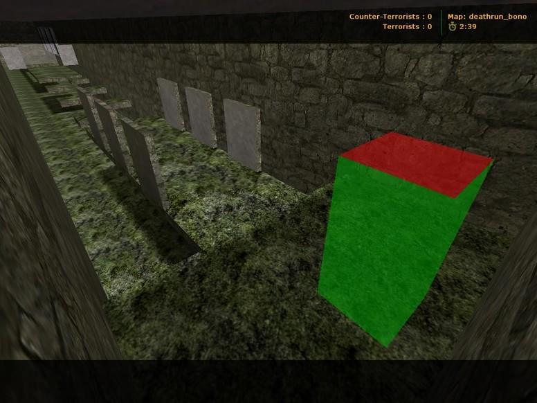 «deathrun_bono» для CS 1.6