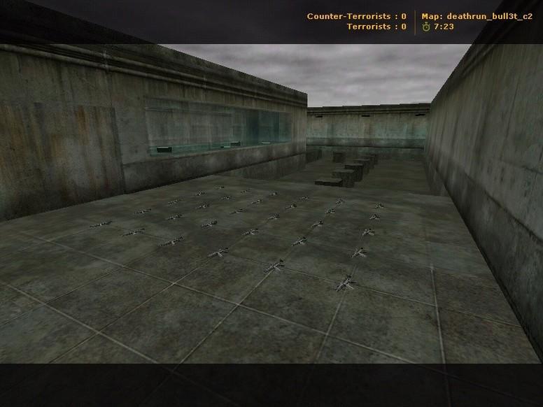«deathrun_bull3t_c2» для CS 1.6