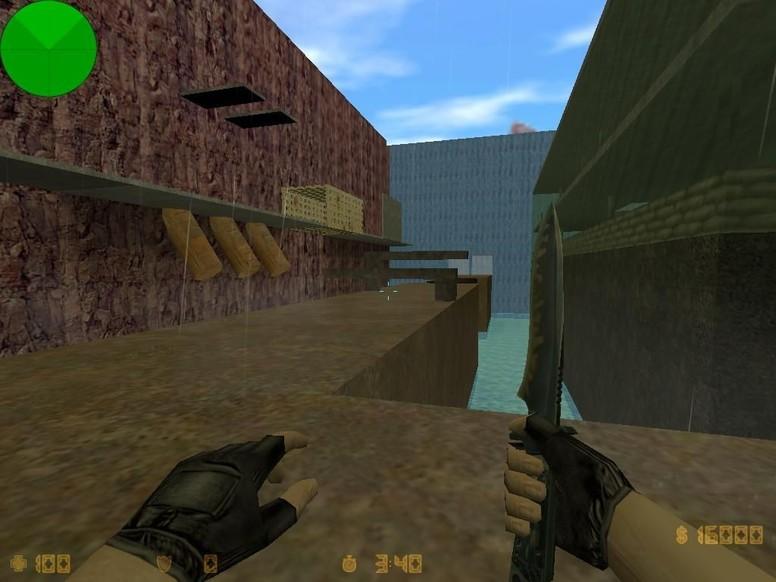 «deathrun_bwa2» для CS 1.6