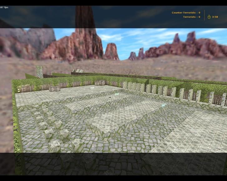 «deathrun_bydarca» для CS 1.6
