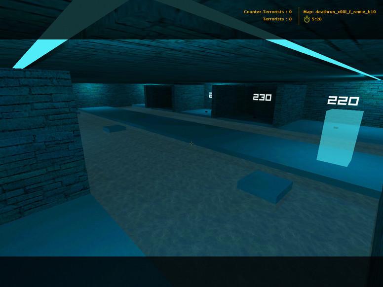 «deathrun_c00l_f_remix_b10» для CS 1.6