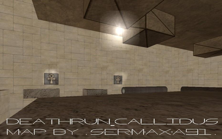 «deathrun_callidus» для CS 1.6