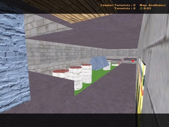 «deathrun_canalization» для CS 1.6