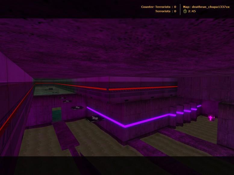 «deathrun_chupa1337xx» для CS 1.6