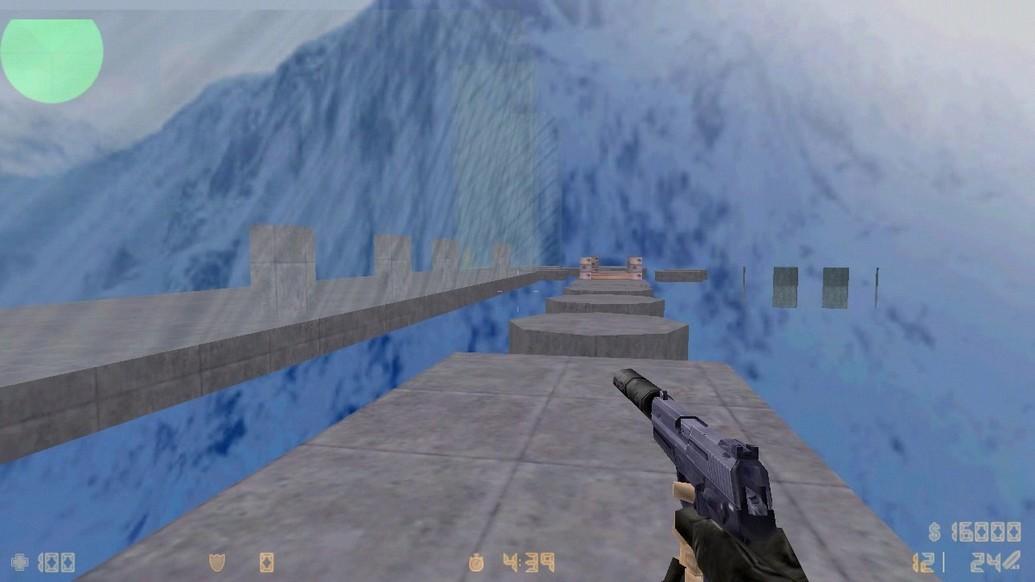 «deathrun_cielo» для CS 1.6