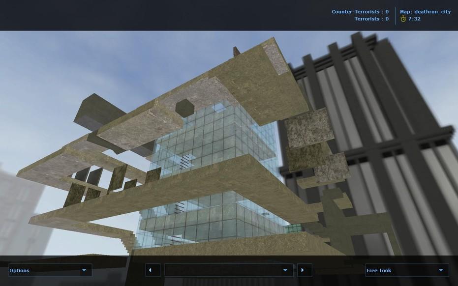 «deathrun_city» для CS 1.6