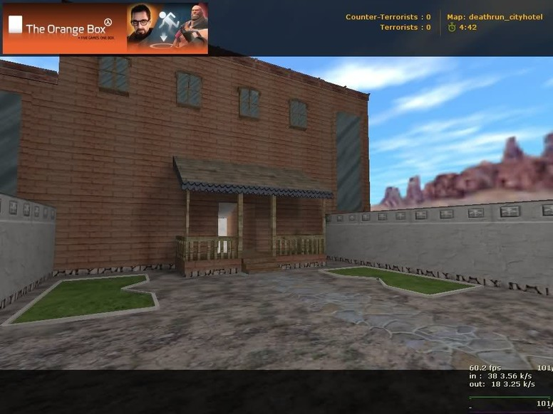 «deathrun_cityhotel_v2» для CS 1.6