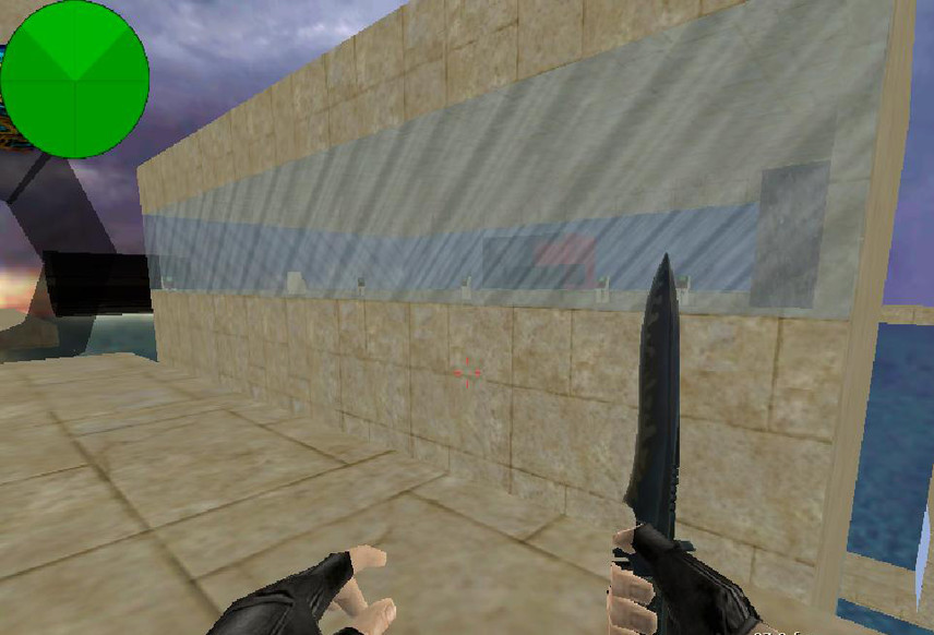 «deathrun_cl-strike» для CS 1.6