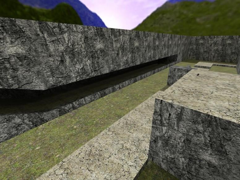 «deathrun_cliff» для CS 1.6