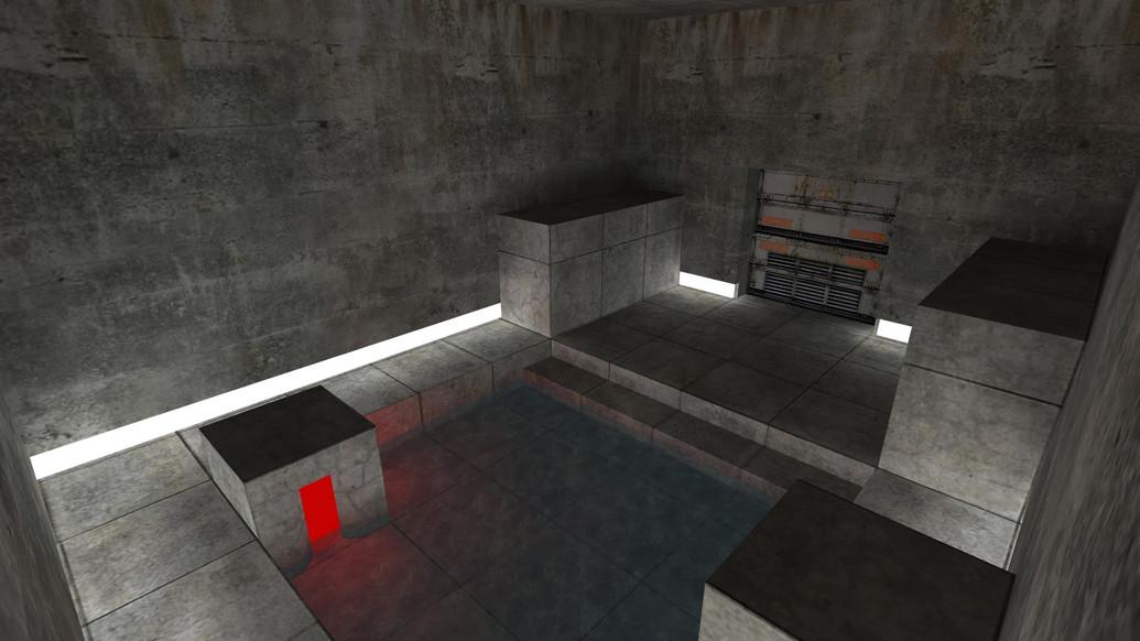 «deathrun_clr_abandoned» для CS 1.6
