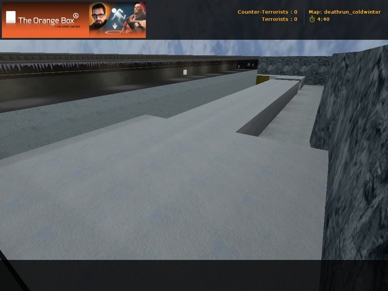 «deathrun_coldwinter» для CS 1.6