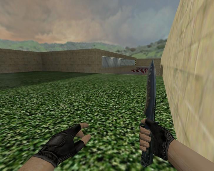 «deathrun_creepy» для CS 1.6