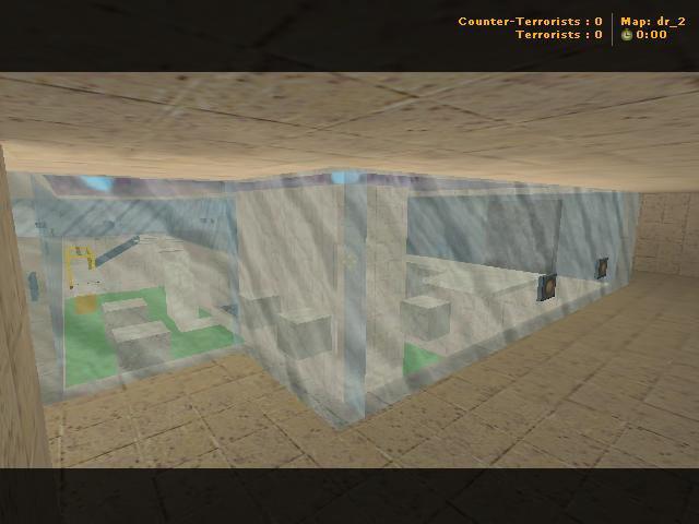 «deathrun_croll» для CS 1.6