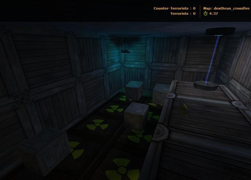 «deathrun_crossfire» для CS 1.6