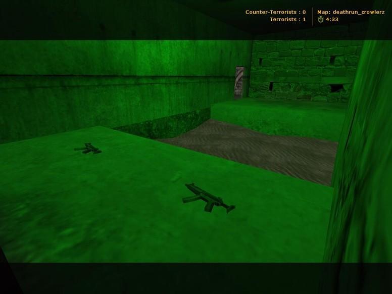 «deathrun_crowlerz» для CS 1.6