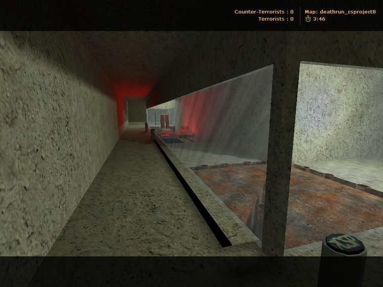 «deathrun_csproject» для CS 1.6
