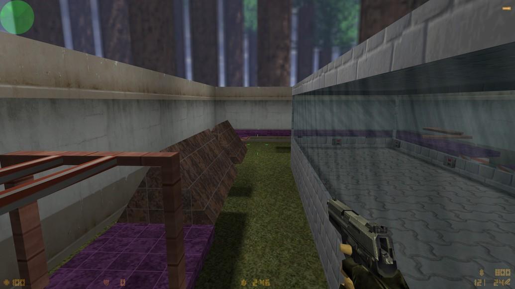 «deathrun_csreload_v1» для CS 1.6
