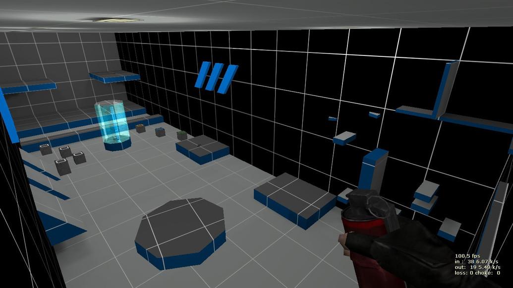 «deathrun_cubkz» для CS 1.6