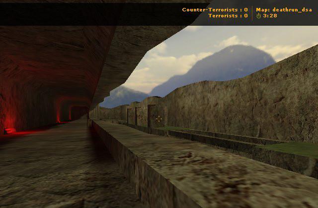«deathrun_dsa» для CS 1.6