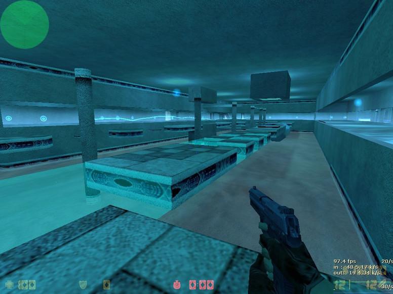 «deathrun_duality_easy» для CS 1.6