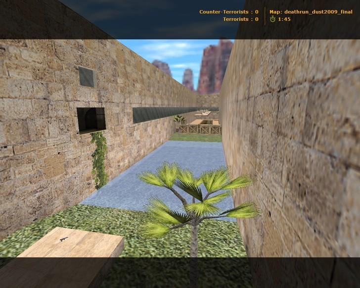 «deathrun_dust2009_final» для CS 1.6